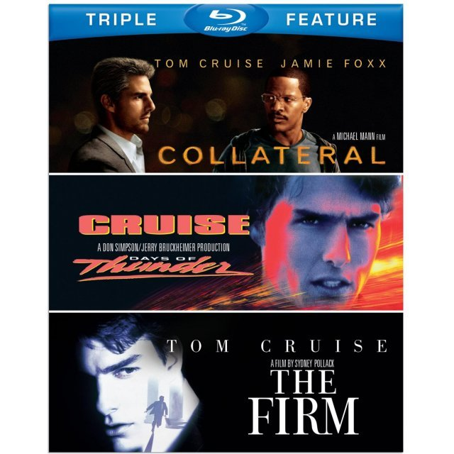 Tom Cruise Triple Feature