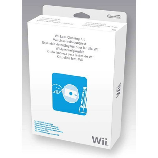 Wii Lens Cleaner Kit