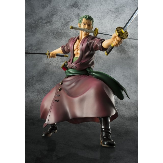 Excellent Model One Piece Edition-Z 1/8 Scale Pre-Painted PVC Figure: Roronoa Zoro (Asian Version)
