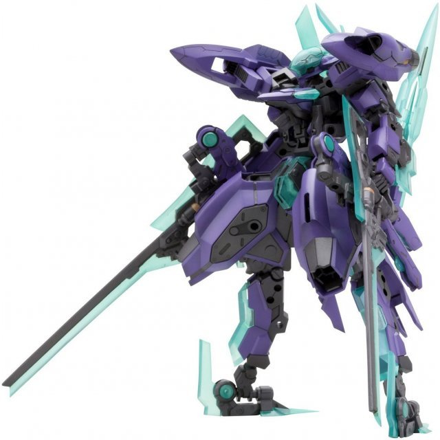 Frame Arms 1/100 Scale Pre-Painted Plastic Model Kit: NSG-X1 Hresvelgr