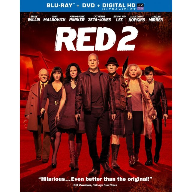 Red 2 [Blu-ray+DVD+Digital HD UltraViolet]