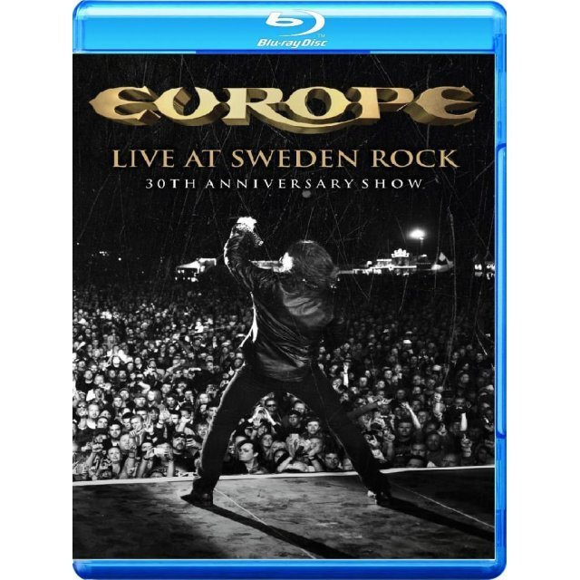 Europe: Live at Sweden Rock-30th Anniversary Show