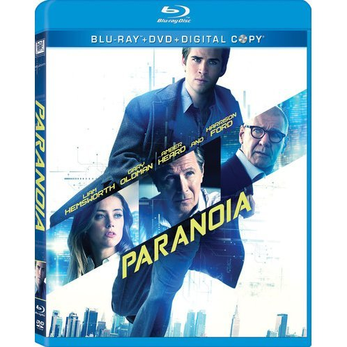 Paranoia [Blu-ray+DVD+Digital Copy]