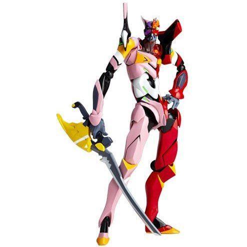 Revoltech Yamaguchi Series Rebuild of Evangelion: Eva Unit 8+2