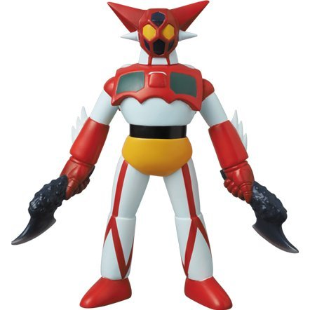 Shin Getter Robo Pre-Painted Figure: Getter 1 Animated Ver.