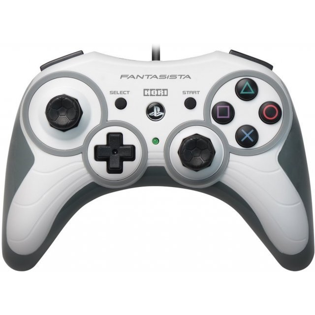Soccer Game Controller Fantasista for PlayStation 3 (White)