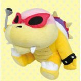 Super Mario Plush: Roy Koopa