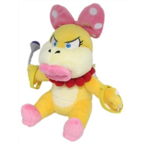 Super Mario Plush: Wendy O. Koopa