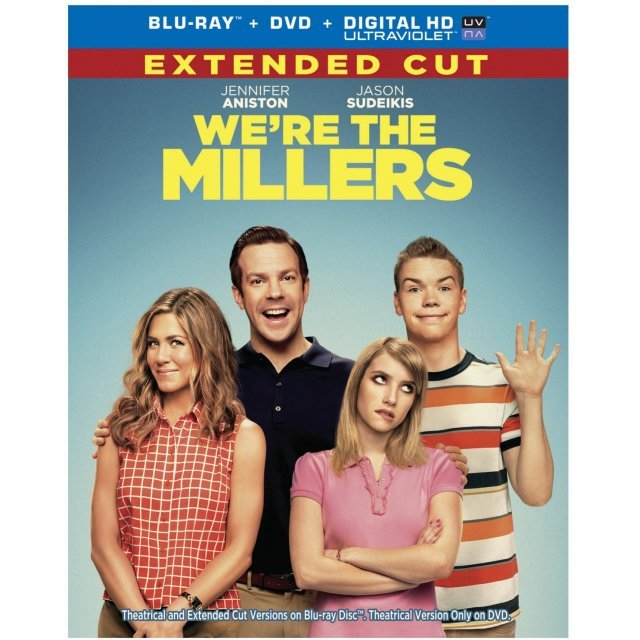 We're the Millers [Blu-ray+DVD+Digital HD UltraViolet]