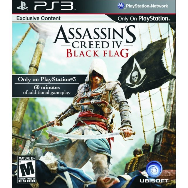 Assassin's Creed IV: Black Flag (Chinese & English Version)