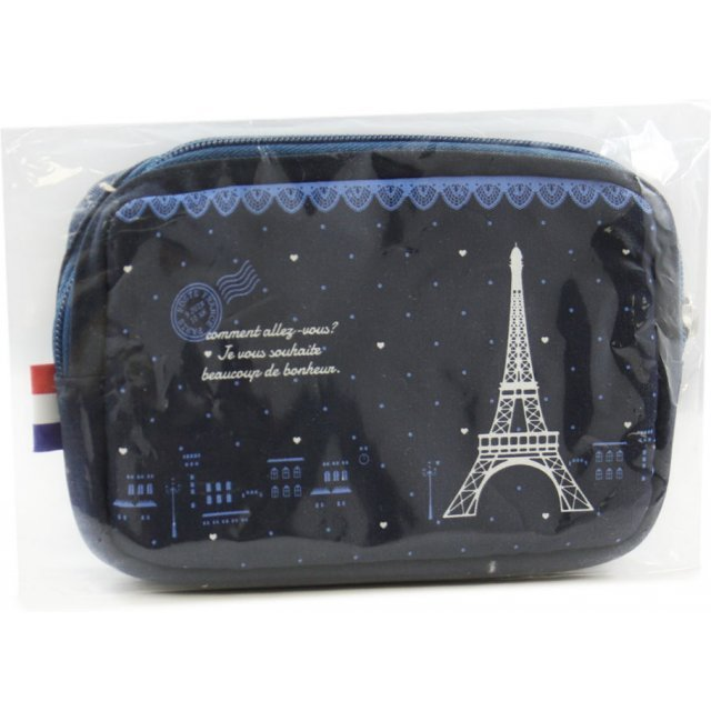Design Pouch for 3DS LL (Eiffel Tower)