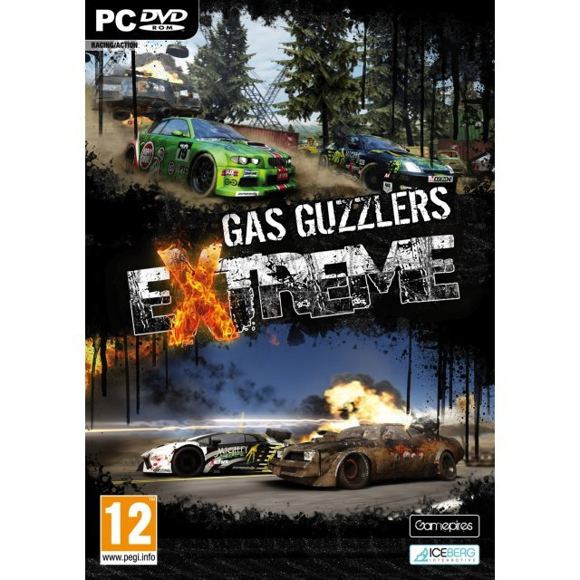 Gas Guzzlers Extreme (DVD-ROM)