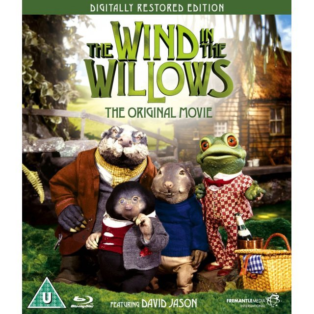 The Wind In The Willows: The Original Movie [Digitally Restored Edition]