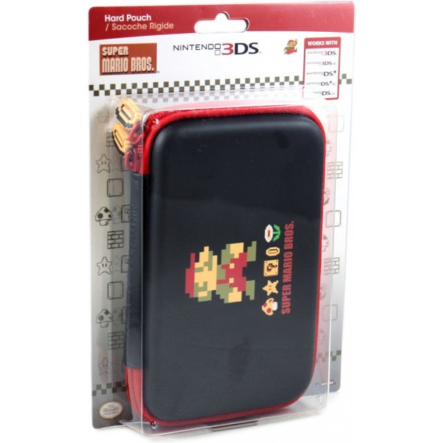 3DS XL Retro Mario Hard Pouch