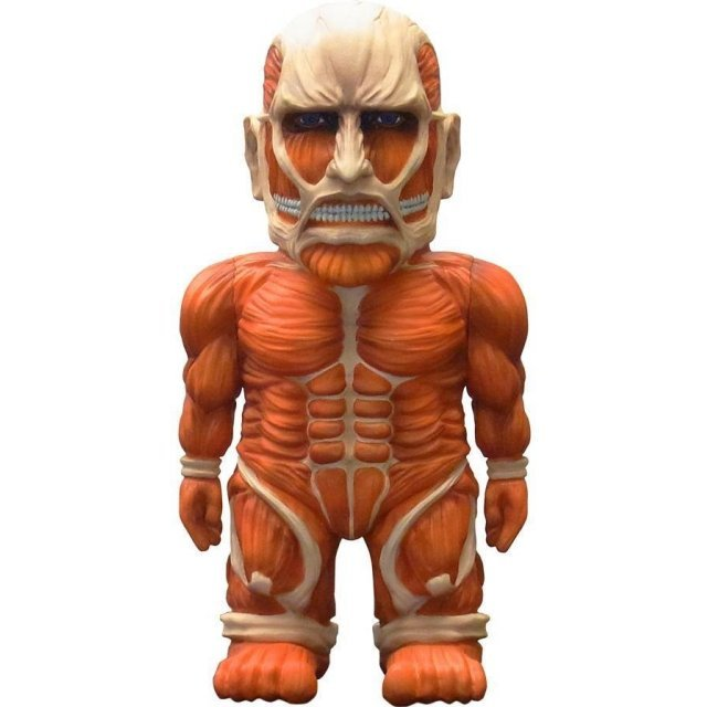Attack on Titan Pre-Painted Soft Vinyl Figure: Colossus Titan
