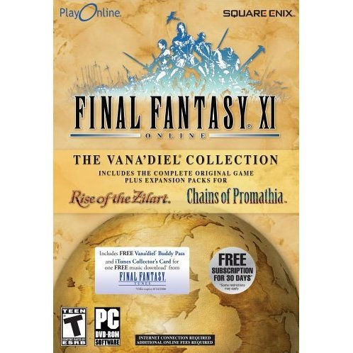 Final Fantasy XI: The Vana'diel Collection