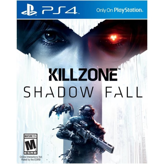 Killzone: Shadow Fall (Chinese + English Version)