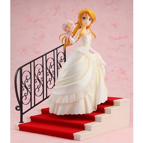 My Little Sister Can't Be This Cute 1/7 Scale Pre-Painted PVC Figure: Kirino Kousaka True End ver.