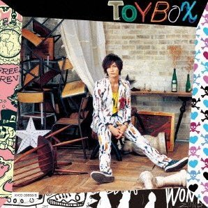 Toy Box [CD+DVD Type B]