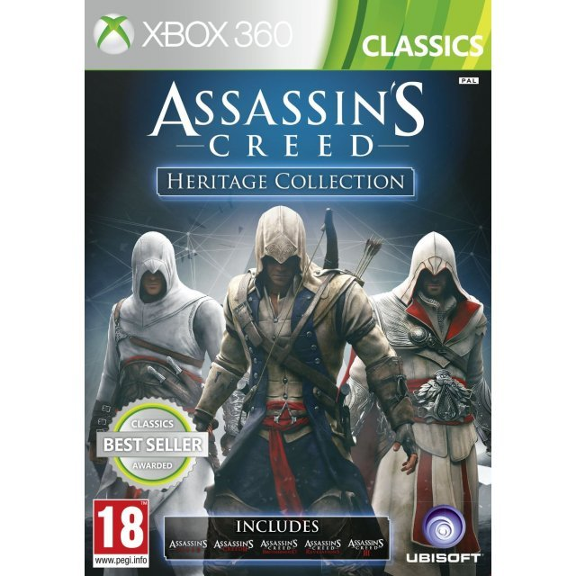 Assassin's Creed: Heritage Collection (Classics)