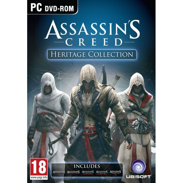 Assassin's Creed: Heritage Collection (DVD-ROM)
