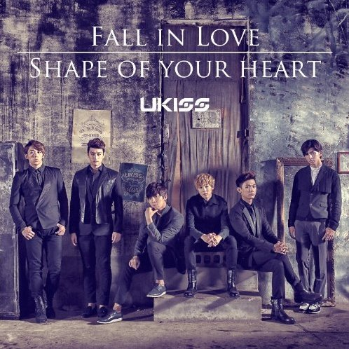 Fall In Love / Shape Of Your Heart [Limited Edition Type B]