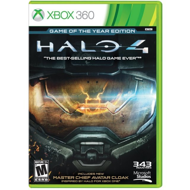 Halo 4 (Game of the Year)