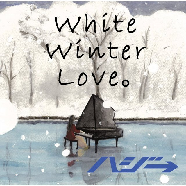 White Winter Love [CD+DVD Limited Edition]