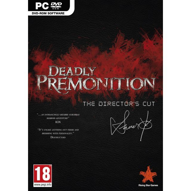 Deadly Premonition: The Director's Cut (DVD-ROM)