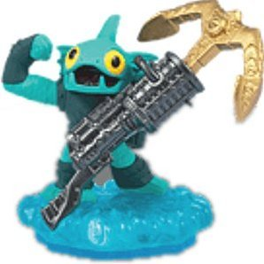 Skylanders Swap Force Single Character Figure: Anchors Away Gill Grunt