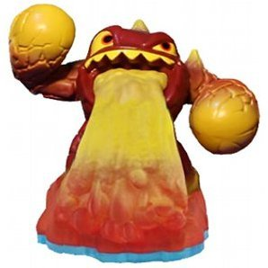 Skylanders Swap Force Single Character Figure: Lava Barf Eruptor