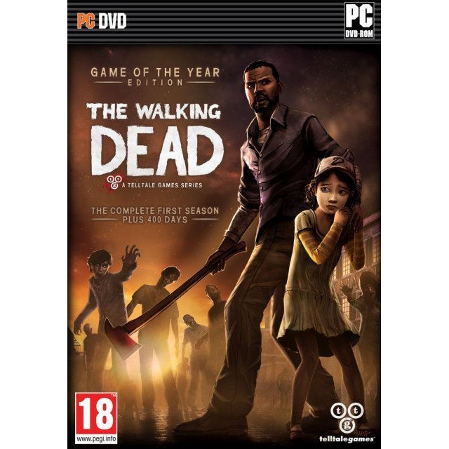 The Walking Dead: A Telltale Games Series (Game of the Year Edition) (DVD-ROM)