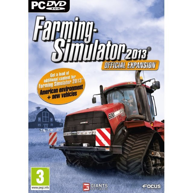 Farming Simulator 2013: Official Expansion (DVD-ROM)
