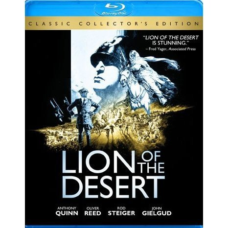Lion of the Desert [Classic Collector's Edition]
