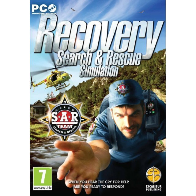 Recovery: Search & Rescue Simulation