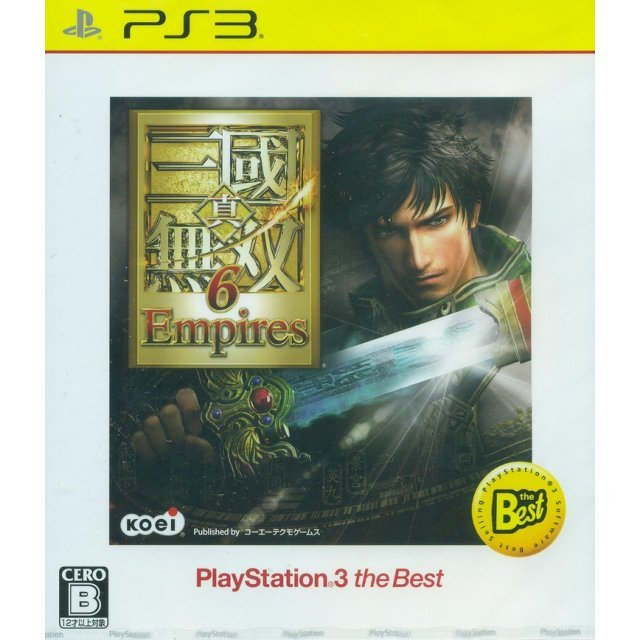 Shin Sangoku Musou 6 Empires (Playstation 3 the Best)