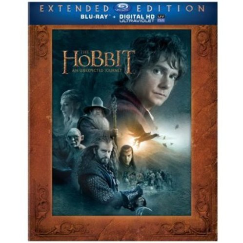 The Hobbit: An Unexpected Journey [Extended Edition+Includes Digital Copy+Ultraviolet]