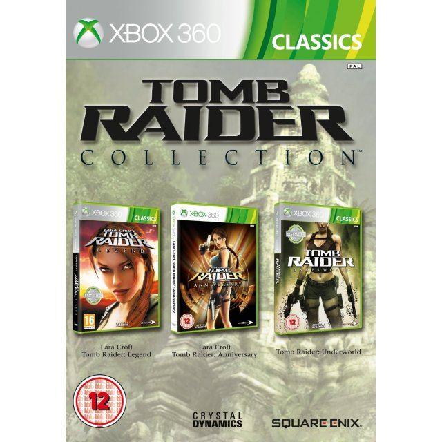 Tomb Raider Triple Pack Classics