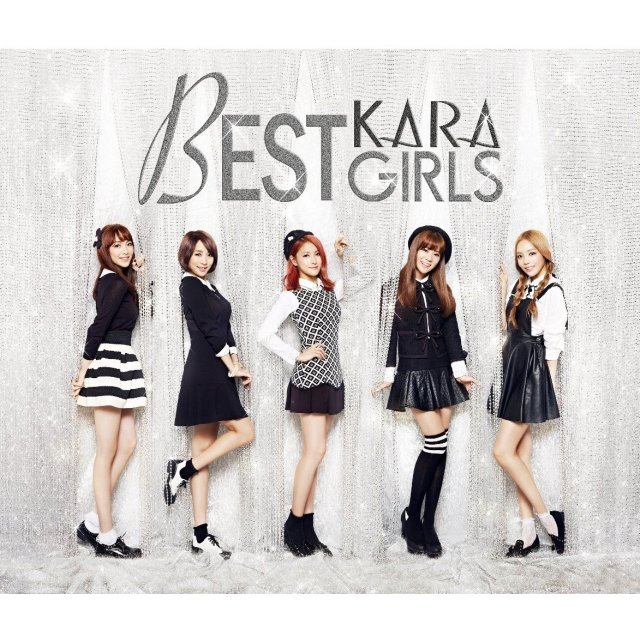 Best Girls [2CD+2DVD+Goods Limited Edition Type A]