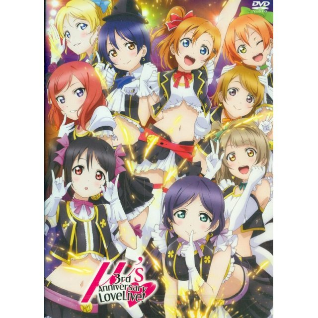 Love Live M's 3rd Anniversary LoveLive