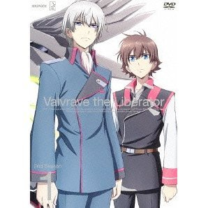 Valvrave The Liberator 2nd Season Vol.1