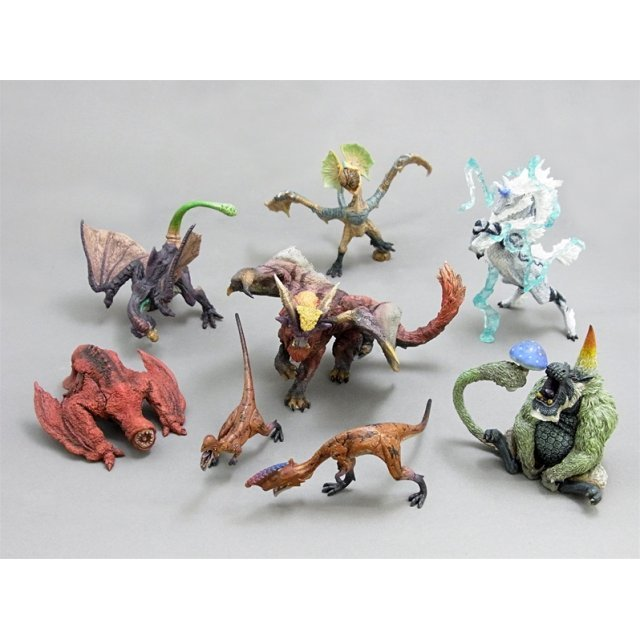 Figure Builder Standard Model Monster Hunter Vol.10 (Random Single) (Re-run)
