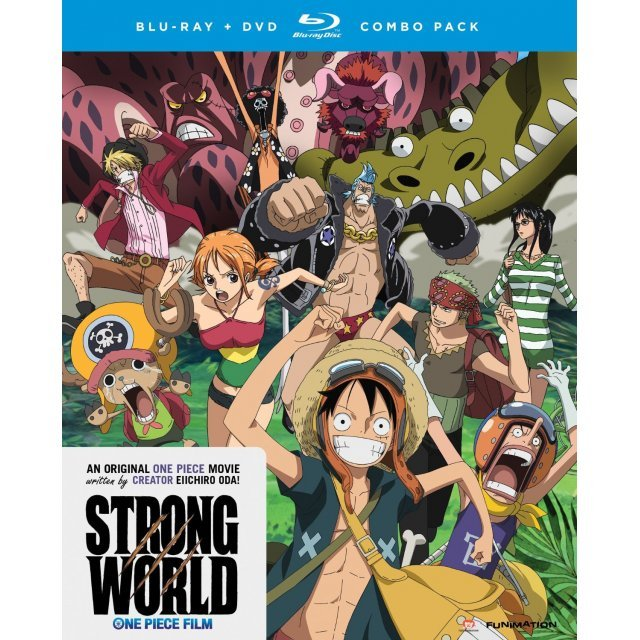 One Piece: Strong World [Blu-ray+DVD]