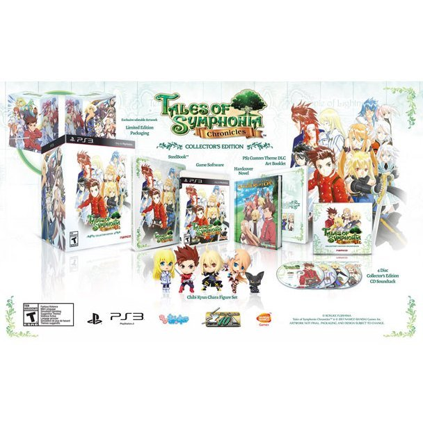 Tales of Symphonia Chronicles (Collector's Edition)