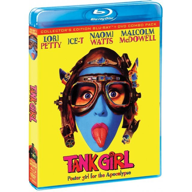 Tank Girl [Collector's Edition Blu-ray+DVD]