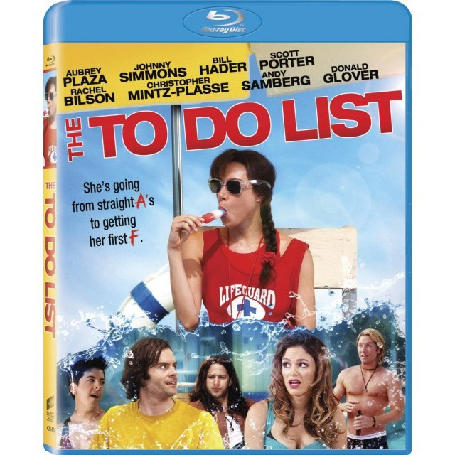 The To Do List [Blu-ray+UltraViolet]