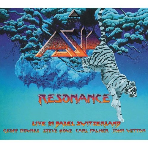 Asia: Resonance Live in Basel Switzerland - Vol. 2