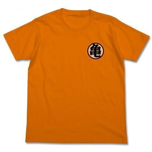 Dragon Ball Kai Turtle T-Shirt Orange M (Re-run)