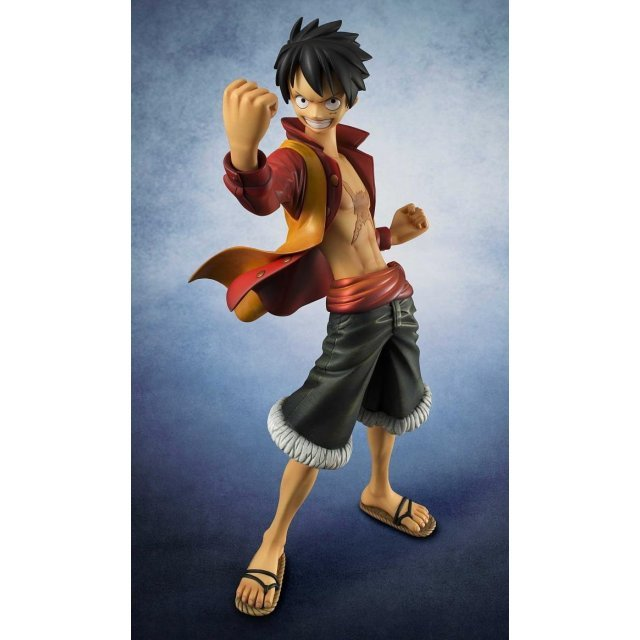 Excellent Model One Piece Portraits of Pirates Edition Z: Monkey D Luffy (Asian Version)