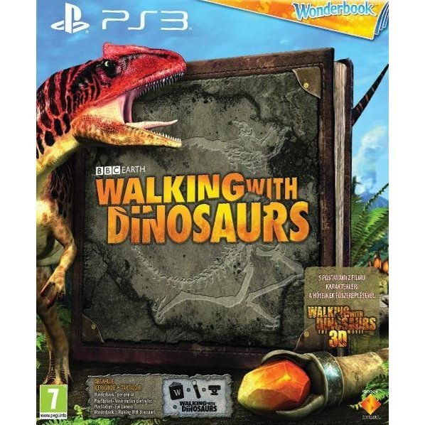 Wonderbook: Walking with Dinosaurs (Starter Pack)